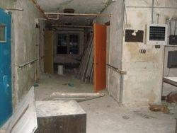 Nurses reception area